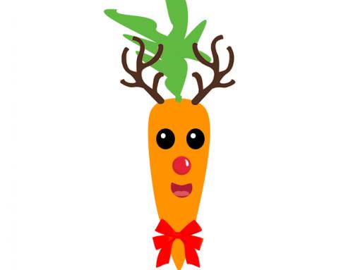 As cenouras que salvaram o Natal
