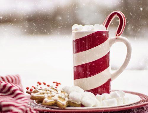 Hoje veio cá lanchar – edição Natal | Mãe Copinho de Leite