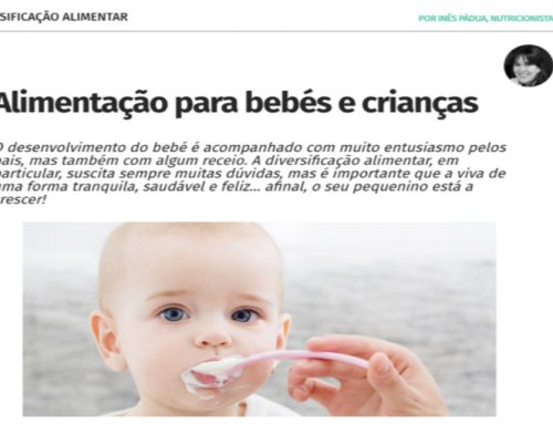 Content writing Nutrição Infantil